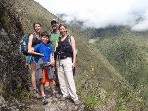Peru (part 2): The Inca Trail, Machu Picchu & Lima