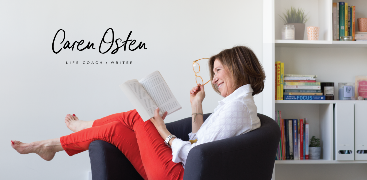 Caren Osten Life and Career Coach - Serving the New York Area