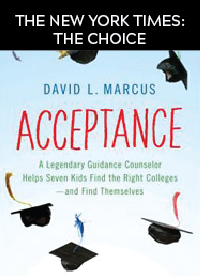 "Book Reports: ""Acceptance"""