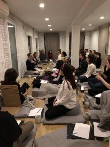 Caren Osten's Workshop on Peace, Positivity and Gratitude